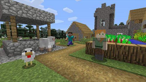 Minecraft - Mojang/日本マイクロソフト
