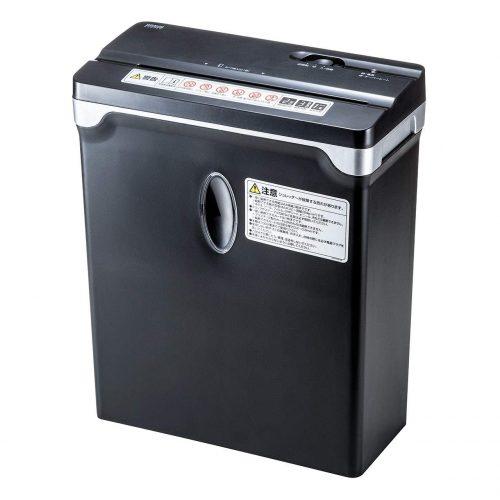 サンワサプライ(SANWA SUPPLY) 電動シュレッダー 400-PSD039