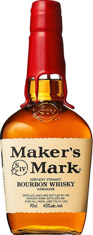 メーカーズマーク(MAKER'S MARK) バーボンウイスキー