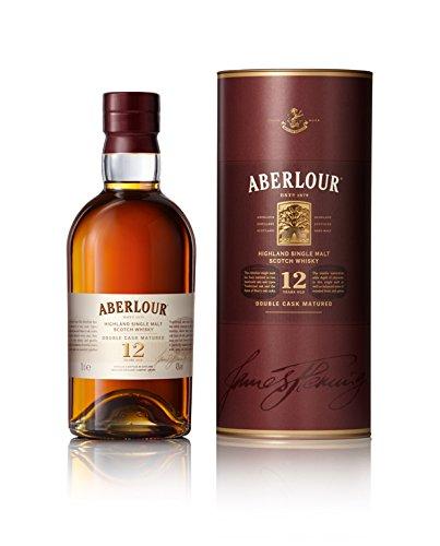 アベラワー(Aberlour) 12年 ダブルカスクマチュアード シングルモルト スコッチウイスキー