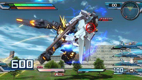 機動戦士ガンダム EXTREME VS. FULL BOOST - バンダイナムコゲームス