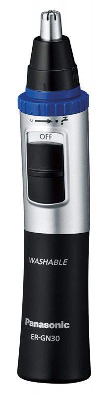 パナソニック(Panasonic) エチケットカッター ER-GN30 電池式