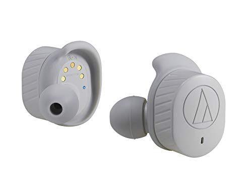 オーディオテクニカ(audio-technica) ワイヤレスヘッドホン ATH-SPORT7TW