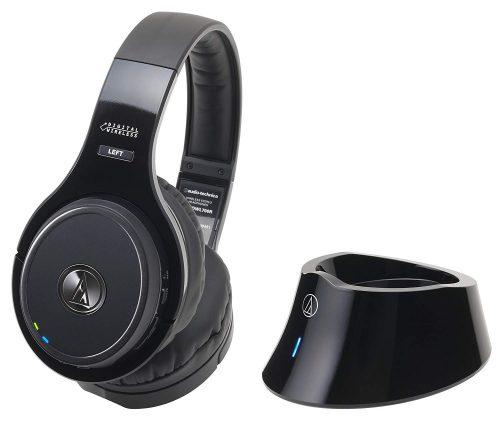 オーディオテクニカ(audio-technica) デジタルワイヤレスヘッドホンシステム ATH-DWL700