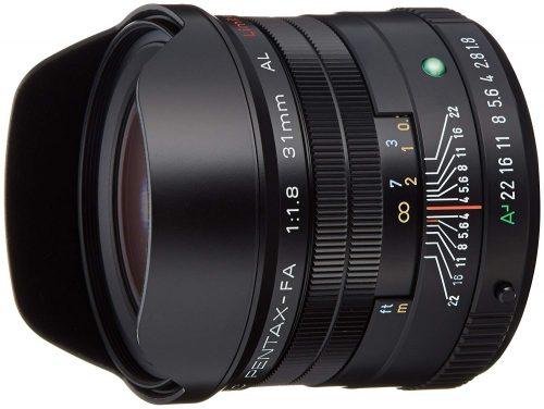 ペンタックス(PENTAX) smc PENTAX-FA 31mmF1.8AL Limited