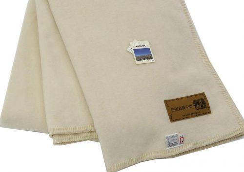 三井毛織 オーガニック 綿毛布