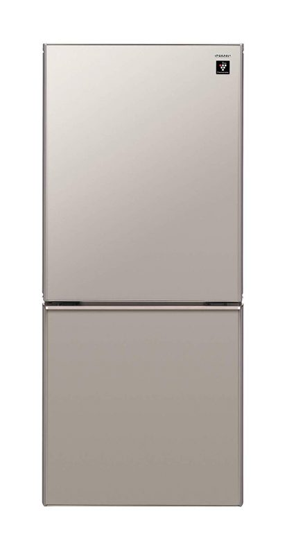 シャープ(SHARP) プラズマクラスター冷蔵庫 SJ-GD14D 137L