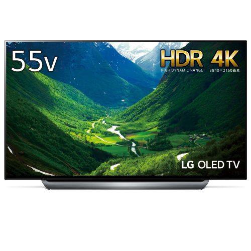 LGエレクトロニクス(LG Electronics) OLED TV G8P series OLED55C8PJA