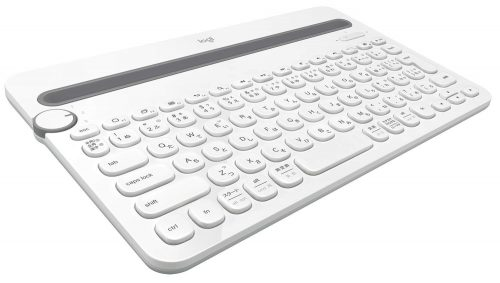 ロジクール(Logicool) Bluetoothマルチデバイスキーボード K480