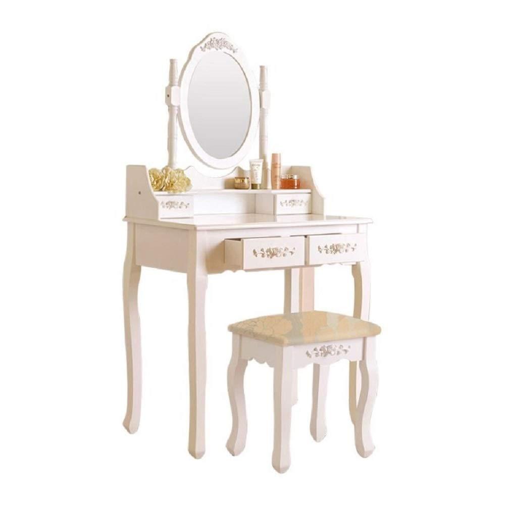 Ansley&HosHo シンプル鏡台
