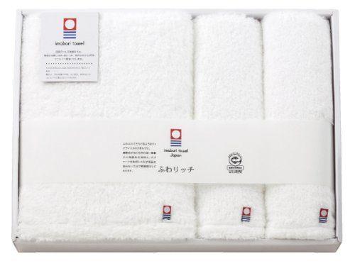 丸山タオル(Maruyama Towel) 今治タオル ふわリッチ無撚糸 バス・フェイスタオル