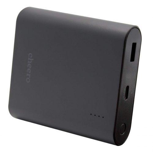 チーロ(cheero) モバイルバッテリー Power Plus 4 CHE-095-WH