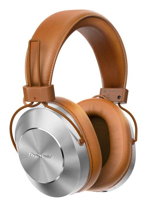 パイオニア(Pioneer) 密閉型Bluetoothヘッドホン SE-MS7BT