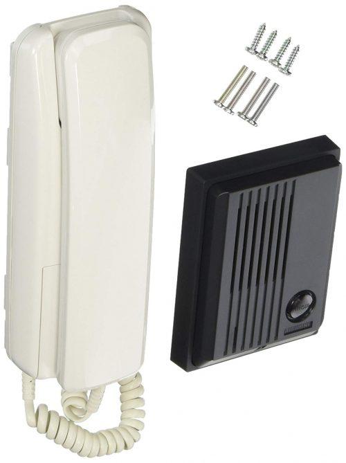 アイホン 乾電池式インターホン デミトーク TCS-MHP