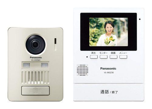 パナソニック(Panasonic) ワイヤレステレビドアホン VL-SGZ30