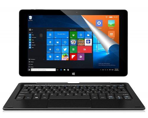 ALLDOCUBE 10.1インチ2-in-1タブレット キーボード付 iwork10 Pro