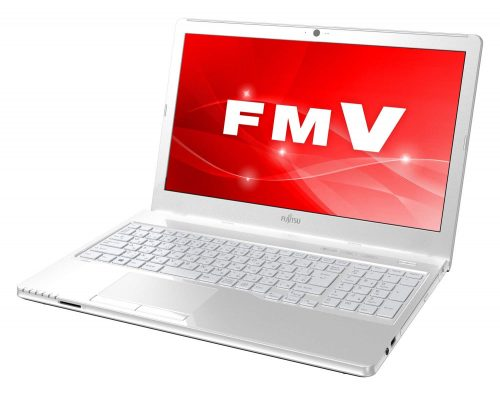 富士通(FUJITSU) 15.6型ノートパソコン FMV LIFEBOOK AHシリーズ WAA/C2