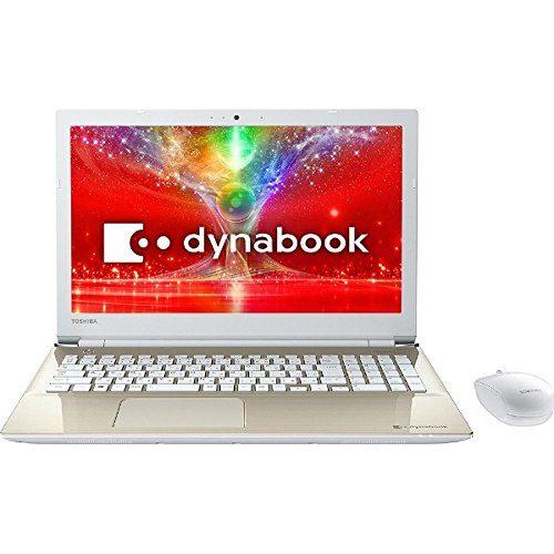 東芝(TOSHIBA) 15.6型ノートパソコン dynabook T45/E PT45EGP-SJA
