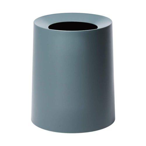 イデアコ(ideaco) フタなしゴミ箱 11.4L TubelorHomme