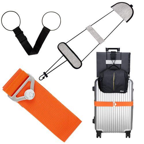 スーツケースベルト 3点セット