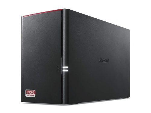 バッファロー(BUFFALO) ネットワークHDD 4TB LinkStation LS520D0402G