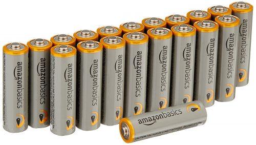 アマゾンベーシック(AmazonBasics) アルカリ 単3形乾電池