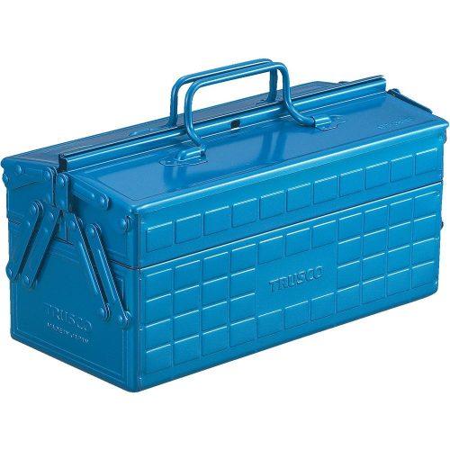 トラスコ(TRUSCO) 2段工具箱 350X160X215 ST-350