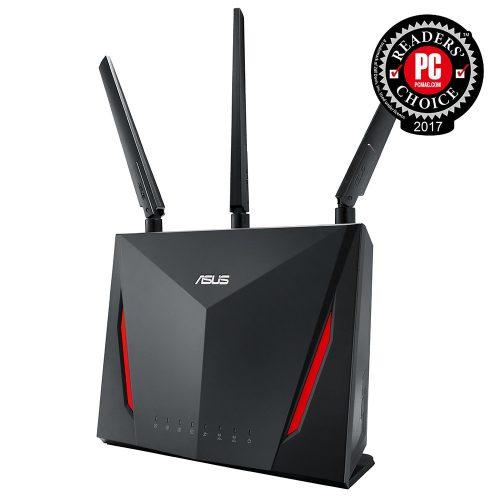 エイスース(ASUS) ゲーミングWi-Fi無線ルーター RT-AC86U