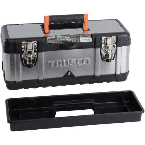 トラスコ(TRUSCO) ステンレス工具箱  TSUS-3026S