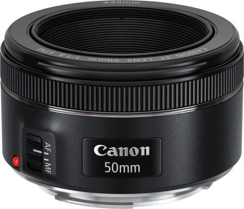 キヤノン(Canon) EF50mm F1.8 STM フルサイズ対応 EF5018STM