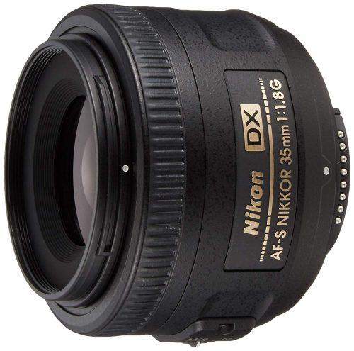 ニコン(Nikon) 単焦点レンズ AF-S DX NIKKOR 35mm f/1.8G