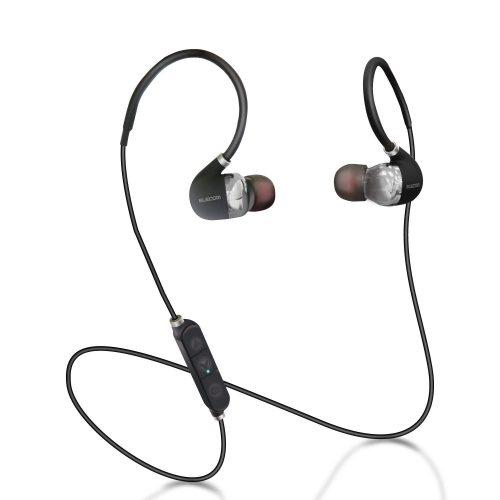 エレコム(ELECOM) Bluetoothイヤホン LBT-HPC50EC