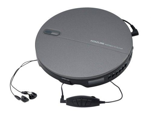 コイズミ(KOIZUMI) コンパクトCDプレーヤー SAD-3903/K