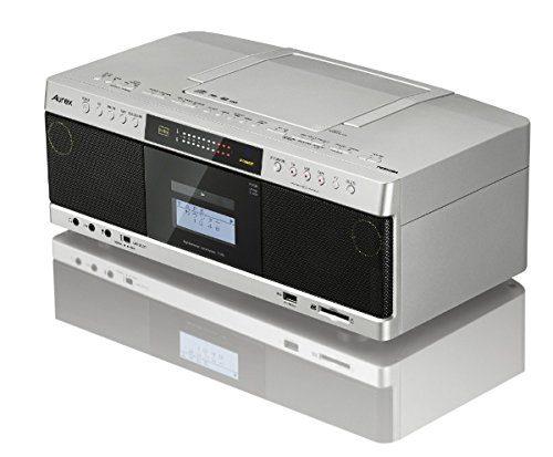 東芝(TOSHIBA) ハイレゾ対応SD/USB/CDラジオカセットレコーダー TY-AK1