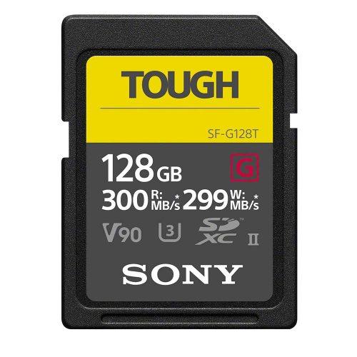 ソニー(SONY) SDXCカード 128GB SF-G128T