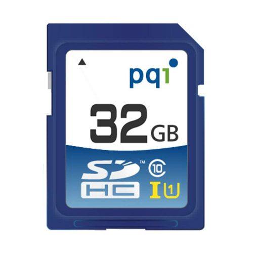 PQI SDHCカード 32GB SD10U11-32