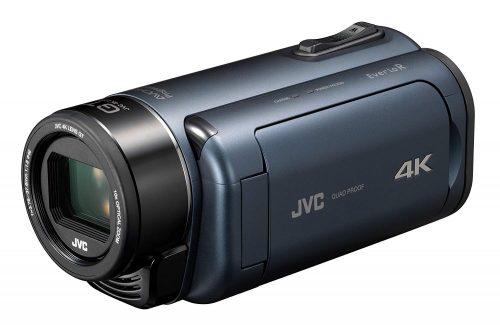 JVCケンウッド(KENWOOD) 4Kメモリームービー Everio R GZ-RY980