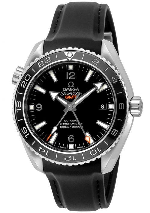 オメガ(OMEGA) Seamaster Planet Ocean ブラック文字盤 腕時計