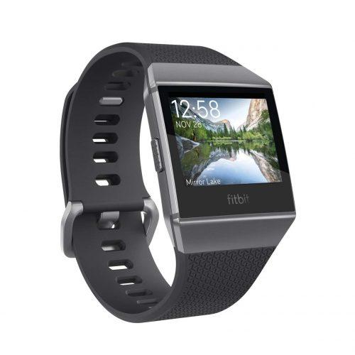 フィットビット(Fitbit) スマートウォッチ iONIC FB503GYBK-CJK