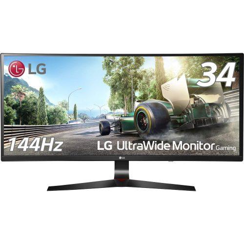 LGエレクトロニクス(LG Electronics) ゲーミング モニター 144Hz 1ms 34UC79G-B