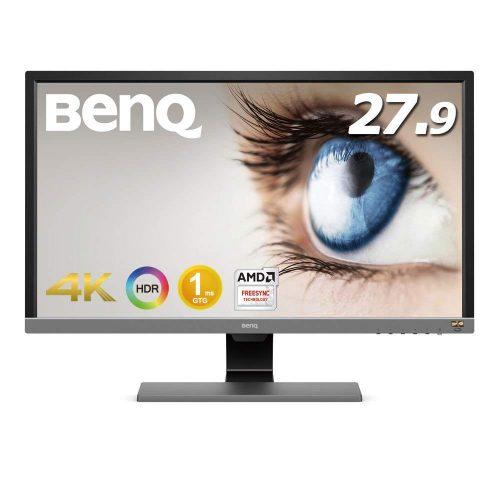 ベンキュー(BenQ) ゲーミングモニター 60Hz 1ms EL2870U