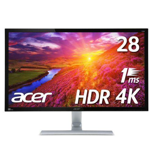 エイサー(Acer) ゲーミングモニター RT280KAbmiipx 1ms