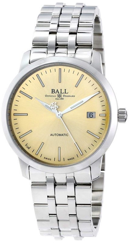 ボールウォッチ(BALLWATCH) 腕時計 ヤードマスターII