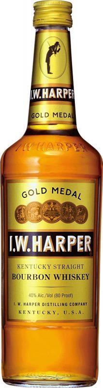 I.W.ハーパー(I.W.HARPER) ゴールドメダル