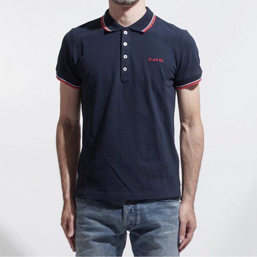 ディーゼル(DIESEL) ポロシャツ T-RANDY BROKEN
