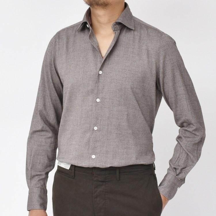 ネルシャツのイメージ