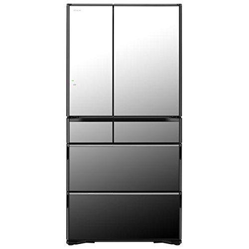 日立(HITACHI) 冷凍冷蔵庫 6ドア定格内容積735L R-WX74J