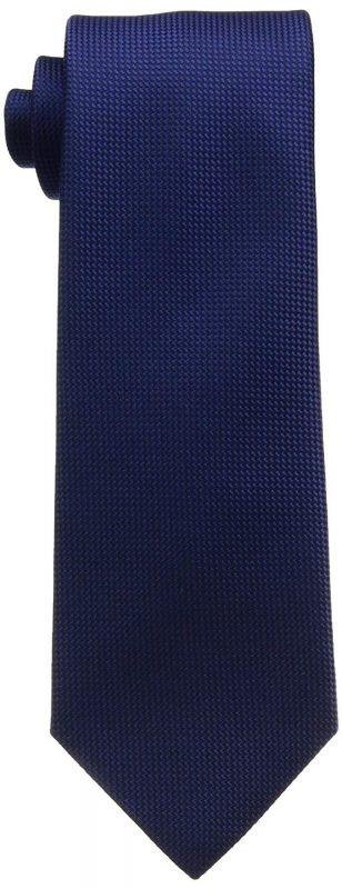 フェアファクス(FAIRFAX) ソリッドバスケット織ネクタイ