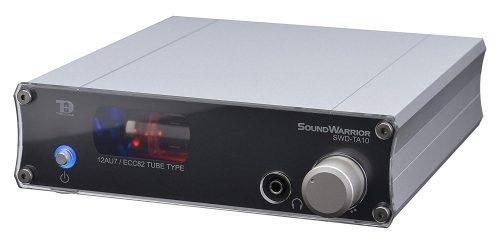 城下工業(Sound Warrior) 真空管バッファ付D級パワーアンプ SWD-TA10