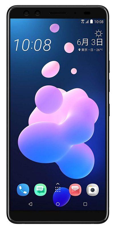 エイチティーシー(HTC) U12+ U12-PLUS-BLUE